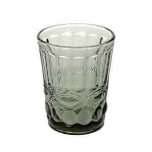 grijze tumbler solange voor cocktails.