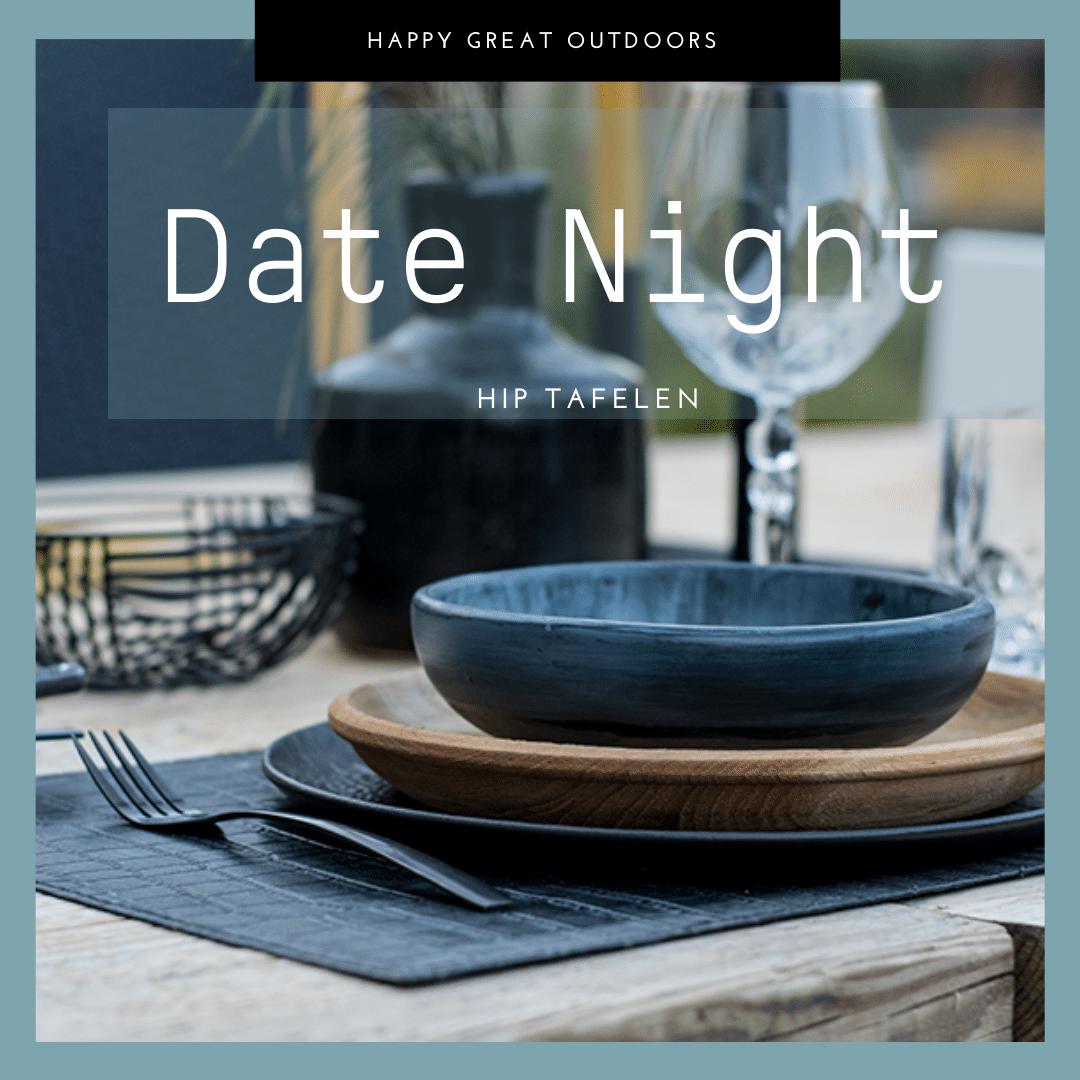 Date Night Hip Tafelen Instagram Template