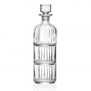 COMBO Whiskey karaf met 2 glazen RCR glassware Hip tafelen