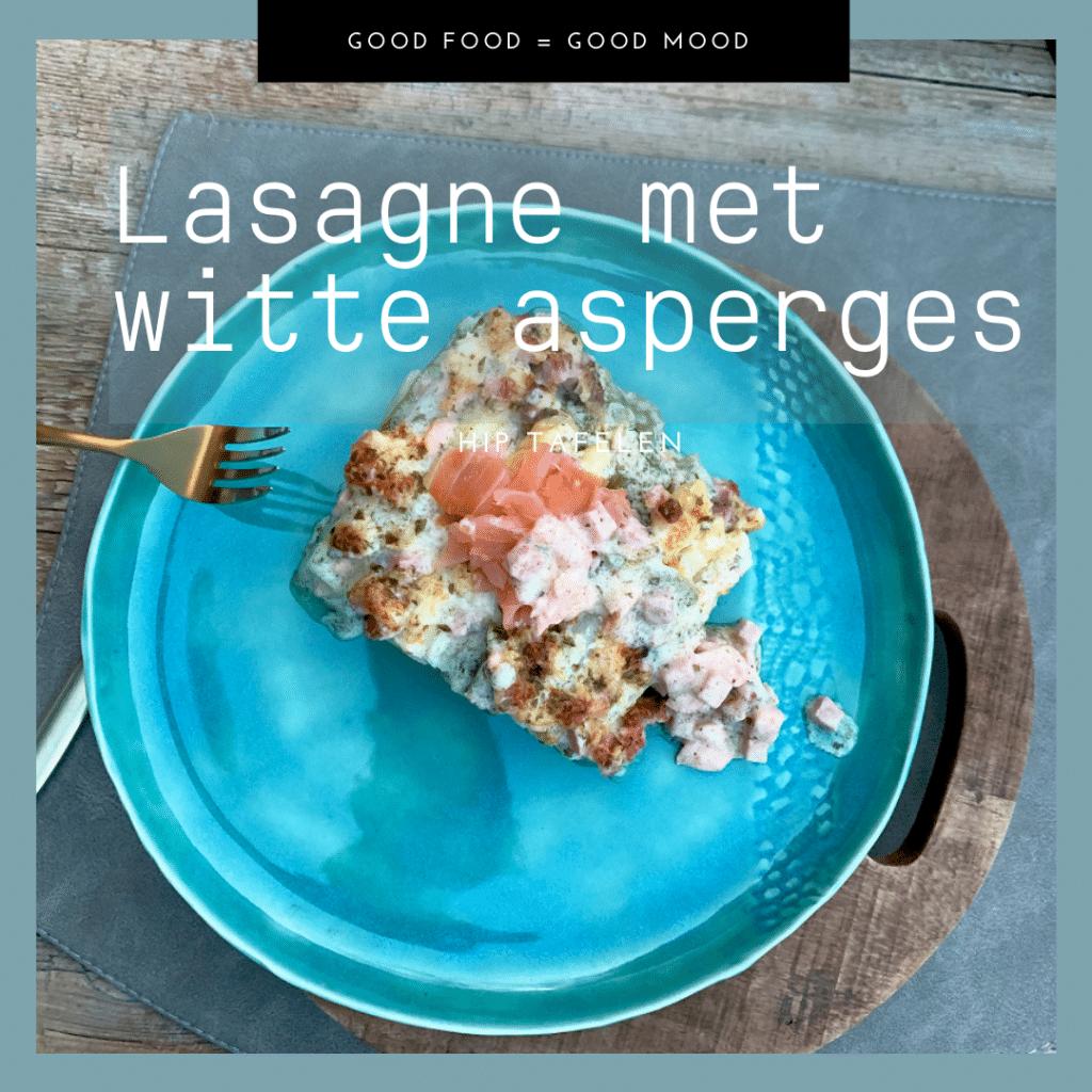 Lasagne Met Witte Asperges HIP Tafelen Instagram Template 5
