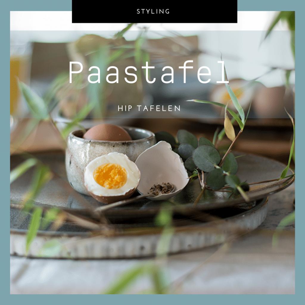 Paastafel Styling Gedekte Tafel Tabletop HIP Tafelen Instagram Template 3