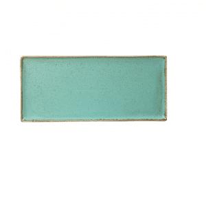 Rechthoekig bord Sea Spray 27 x 21 cm