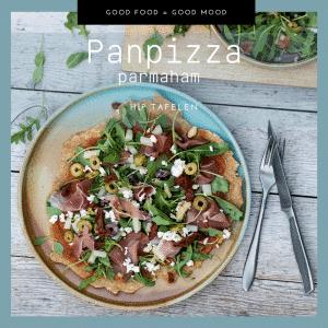 Panpizza Recept Hip Tafelen