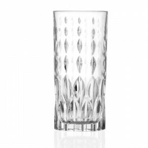 Longdrinkglas voor cocktails en mocktails, chip tafelen