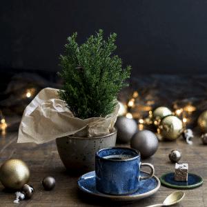 Geschenkpakketje Kerstcadeau Koffieverwen Momentje Kop En Schotel Hip Tafelen 2