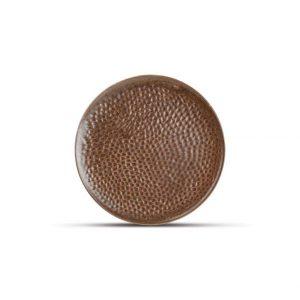 Plat Bord 15,5cm Gehamerd Copper Brass 604800 1