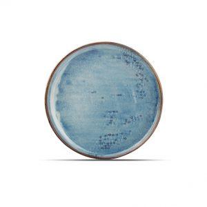 Plat Bord 26cm Nova blue, serviesgoed 604101