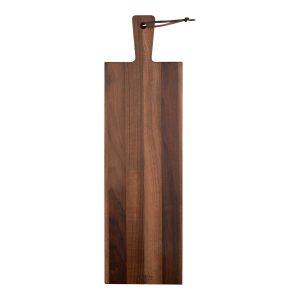 Walnut Wood Serveerplank 69cm