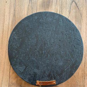 Onderzetter hout zwart 33cm