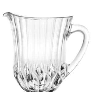 Adagio waterkan, jug, brocca van kristal glaswerk