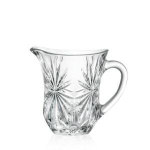 Oasis schenkkan, waterkaraf, waterkan, kristal, brocca, jug